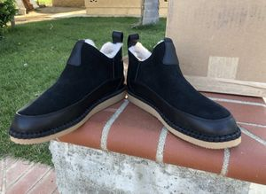 UGG black boots size 7 for Sale in Perris, CA