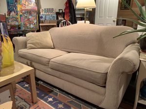 Comfy, clean, couch for Sale in Seattle, WA