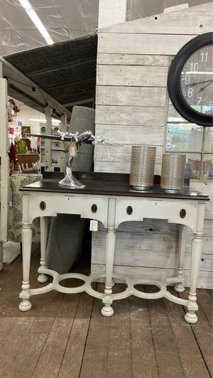 White console table/buffet for Sale in Battle Ground, WA