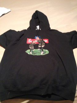 Supreme Rick and Morty hoodie for Sale in undefined