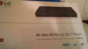 LG Blu-Ray/DVD Player for Sale in Phoenix, AZ