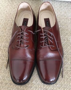 💥NEW $15💥MEN's Size 8 1/2 BrazilianLeather Shoes for Sale in Potomac Falls, VA