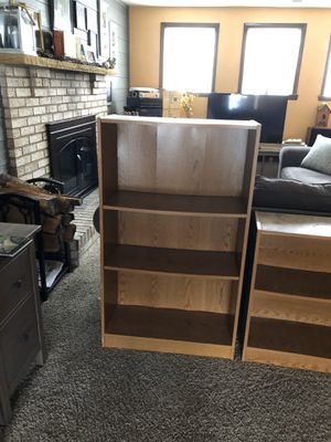 Three bookshelves for Sale in Pittsburgh, PA