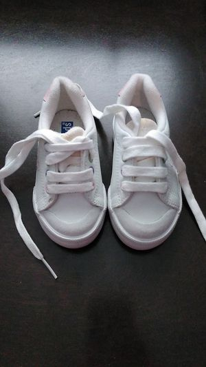 FREE brand new baby girl shoes size 5 t by Keds for Sale in Wheaton, IL