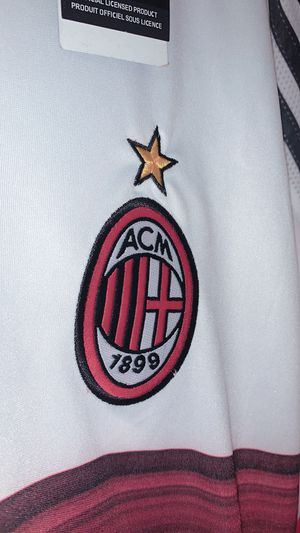 Brand New with Tags Adidas AC Milan Jersey #33 Large for Sale in West Hollywood, CA