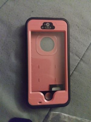 IPhone 5 Lifeproof Case for Sale in Bristol, PA