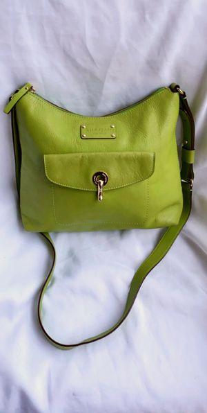 Kate Spade green leather crossbody purse for Sale in Lynnwood, WA