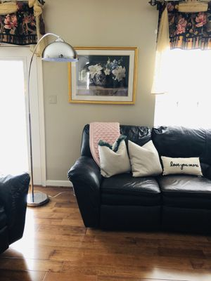 NEW Midcentury Modern Overarching Floor Lamp for Sale in Sykesville, MD