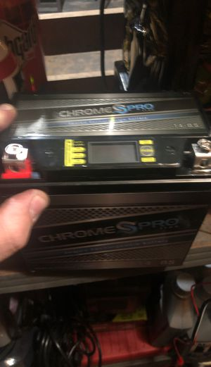 Motorcycle battery for Sale in Newtown Square, PA