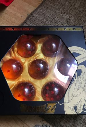 Dragon ball z *dragon balls* for Sale in Portsmouth, VA