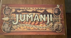 Jumanji Board Game Complete Vintage (1995) for Sale in Ringwood, NJ