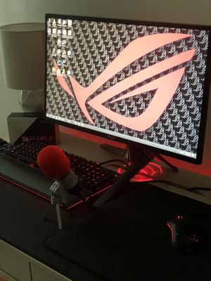 Asus ROG Swift 240 hz G-Sync gaming monitor for Sale in Scottsdale, AZ