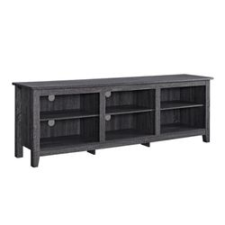 Sunbury TV Stand for TVs up to 78 _ Charcoal_brand new In Box for Sale in Fresno,  CA