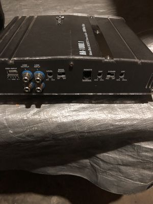 Amp for Sale in Fresno, CA