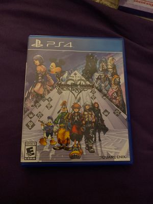PS4 Kingdom Hearts HD 2.8 for Sale in Fremont, CA