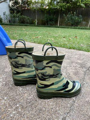 Camo rain boots for Sale in Dallas, TX