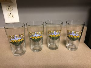 Four Peaks Brewing Company New 4-Piece Beer Glasses Set for Sale in Goodlettsville, TN