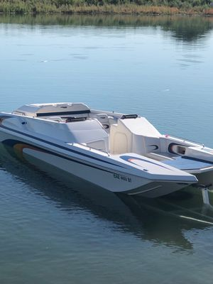 Warlock Diablo boat 28 ft for Sale in Orange, CA