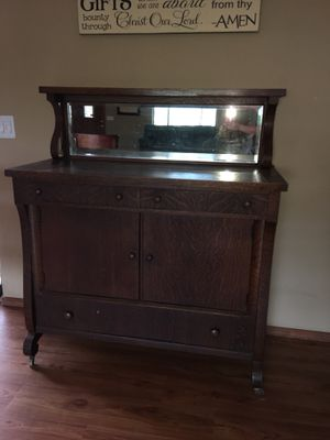 Antique hutch for Sale in Young, AZ