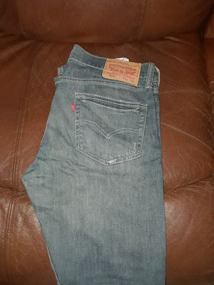 Semi used levis jeans 510 30x30 for men for Sale in Garden Grove, CA