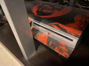 Modded PS3 phat, Gears of War Skin, PS3,PS2,PSX,PSN and retro games for Sale in Dania Beach, FL