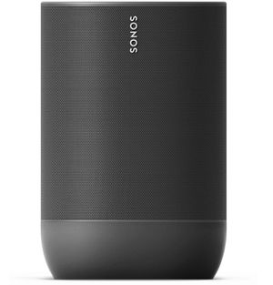 Sonos Move - Battery-powered Smart Speaker, Wi-Fi and Bluetooth with Alexa built-in - Black for Sale in Pleasanton, CA