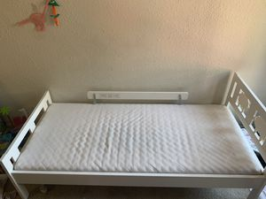 Ikea kids Bed and Mattress for Sale in San Jose, CA