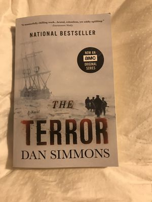***THE TERROR BY DAN SIMMONS- Paperback*** for Sale in Portland, OR