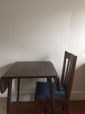 Compact dining table or desk for Sale in Portland, OR