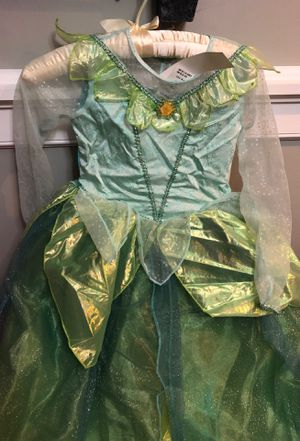 Tinkerbell costume. Deluxe for Sale in Fairfield, NJ