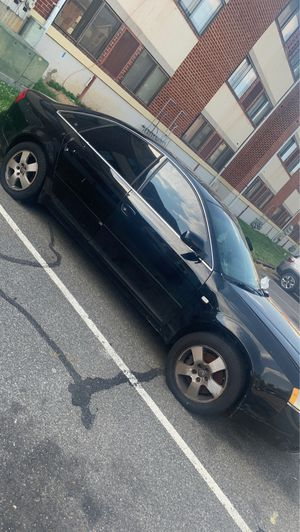 2001 audi for parts only asking for 1000 but I'll take 500 doesn't drive because it been sitting for a year parts parts part!!! for Sale in Washington, DC