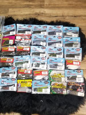 Fishing tackle for Sale in Fresno, CA