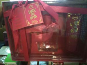 Lucy the Diva perfume gift set impression of juicy for Sale in Tampa, FL