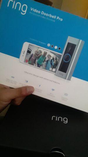 Ring video Doorbell Pro for Sale in Ontario, CA