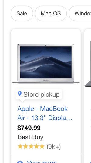 MacBook Air for Sale in Modesto, CA