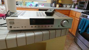 Onkyo tx-lr552 receiver for Sale in Modesto, CA