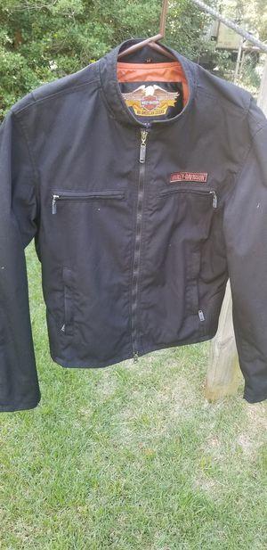 Mens med. Harley-Davidson motorcycle jacket for Sale in Toms River, NJ