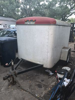 Enclosed trailer for sale 5x8 for Sale in Tampa, FL