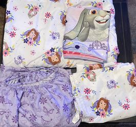 Sophia the First Toddler sheet set for Sale in Norfolk,  VA