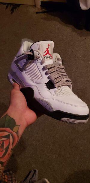 Air Jordans Cement 4s OG SIZE 12 for Sale in Decatur, IL