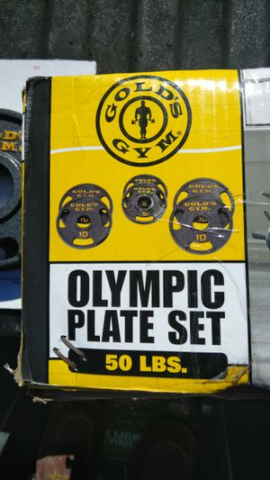NEW Olympic Weights for Sale in Las Vegas, NV