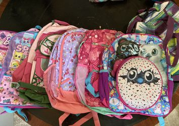 Girl backpacks for Sale in Chantilly,  VA