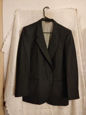 Men's jacket 43r hundred percent wool $5 for Sale in Stockton, CA