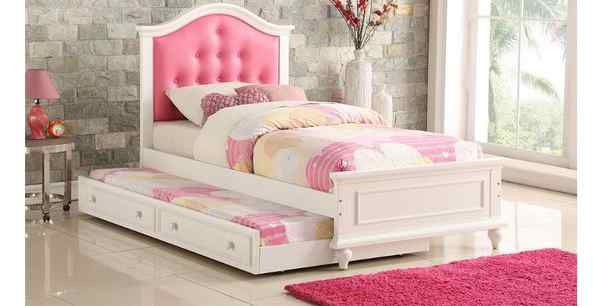 BRAND NEW TWIN BED ADD MATTRESS CHEST NIGHTSTAND AND FURNITURE AVAILABLE BY USA MEXICO FURNITURE 51X