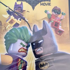 DC comics the Lego Batman movie DVD for Sale in Lakewood, CA
