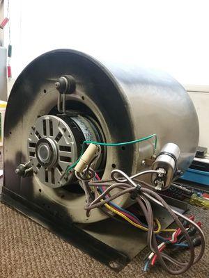 Century 1/3 HP 1625 rpm Fan motor for Sale in West Jordan, UT