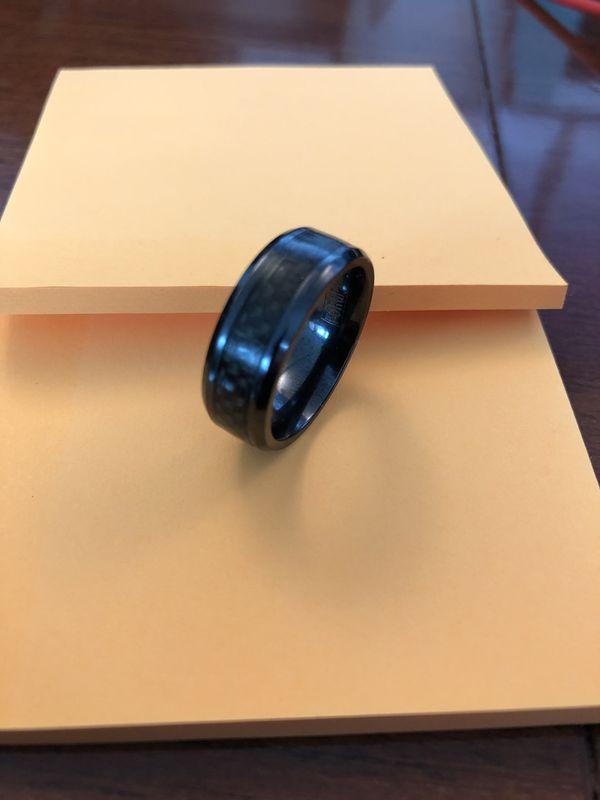 Forge titanium ring