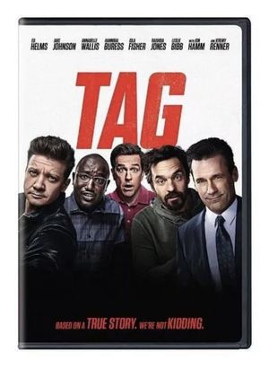 Tag DVD Movie for Sale in West Covina, CA