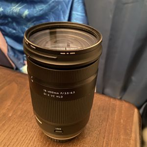 Tamron 18-400mm for Sale in Aurora, CO