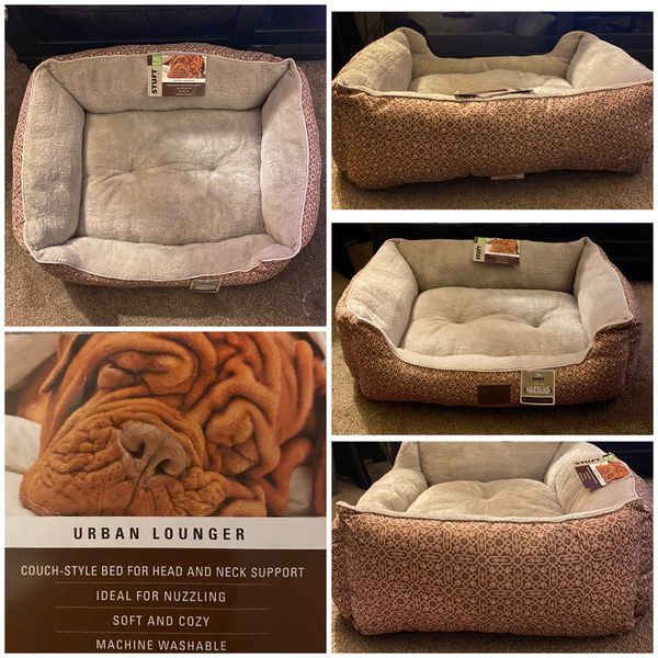 Stuft Urban Lounger Dog Bed